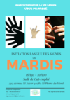 initiation Langue des Signes